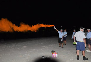 RVSRG - Flare Night Drill Picture 1